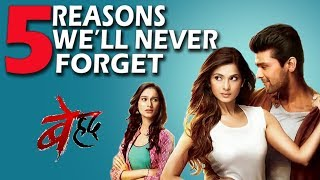 5 Reasons We'll Never Forget Beyhadh | Jennifer Winget | Kushal Tandon | Aneri Vajani