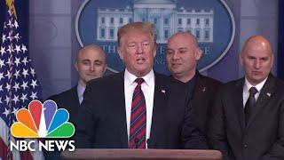 Watch Live: White House Press Briefing January 3rd | NBC News