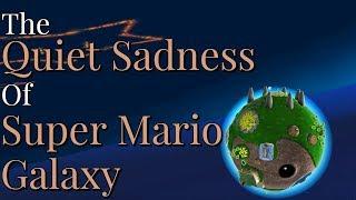 The Quiet Sadness of Mario Galaxy