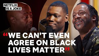 Comedians On What's Wrong With White People