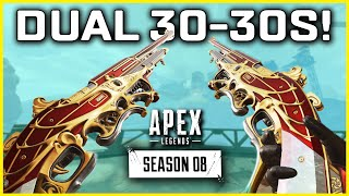 I Hated the 30-30, So I Used Nothing Else All Day, Do I Finally Like it? - Apex Legends Season 8