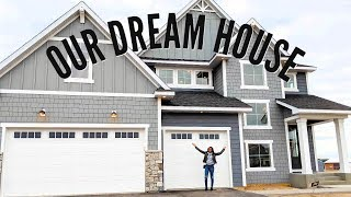 HOUSE SHOPPING FOR OUR DREAM HOUSE