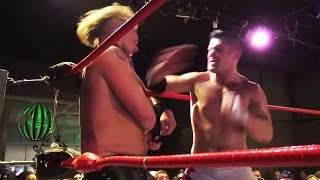 """[Free Match] Eddie Edwards vs. Brian Fury - Beyond Wrestling """"State Of The Art"""" (ROH, TNA, Impact)"""