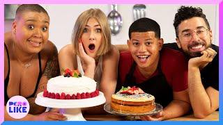 BFFs Bake A Cake Without A Recipe