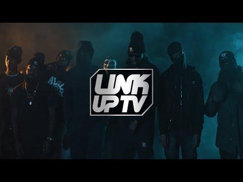 Afro B Ft AM & Skengdo - Pull Up Remix | Link Up TV