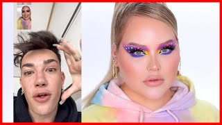 CONFRONTING James Charles Why He REJECTED ME! 😉 | NikkieTutorials