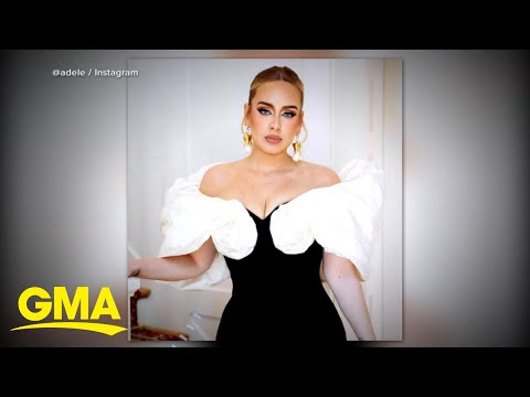 Adele talks divorce, weight loss, romance and more in new interview l GMA