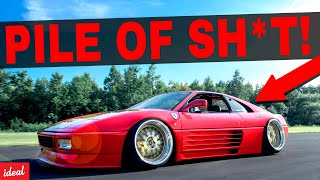 THESE ARE THE WORST FERRARI'S EVER MADE