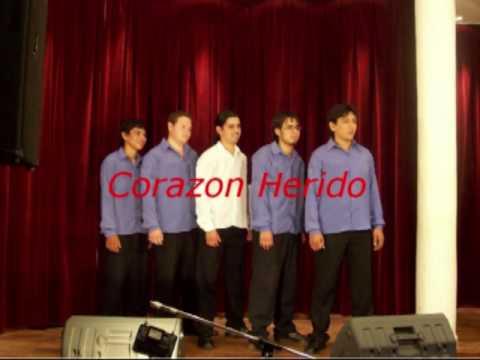 Nuevo Pacto - Corazon herido