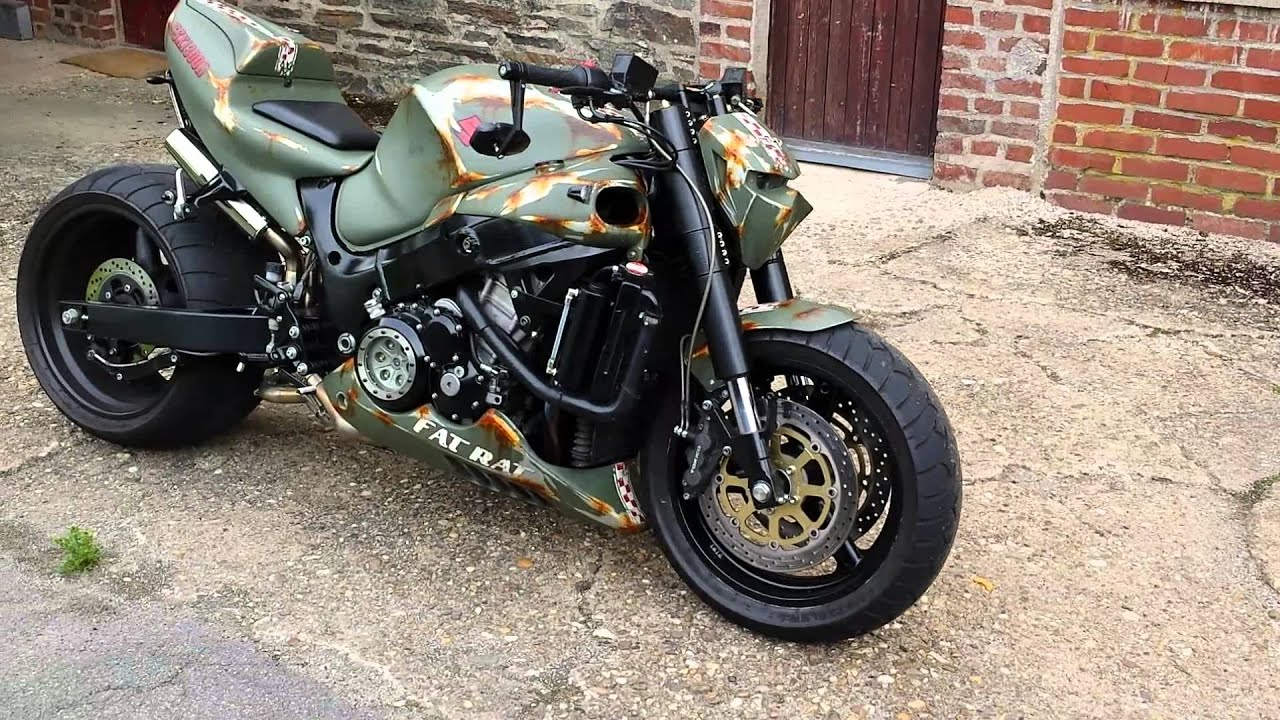 Street Fighter Motorcycle Suzuki | www.imgkid.com - The ...