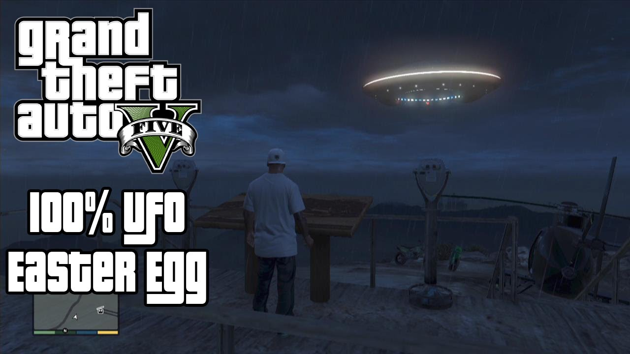 Pictures of Gta 5 Mount Chiliad Ufo - #rock-cafe