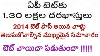 Andhra pradesh Tet notification|andhra pradesh dsc notification|ap dsc district wise vacancies