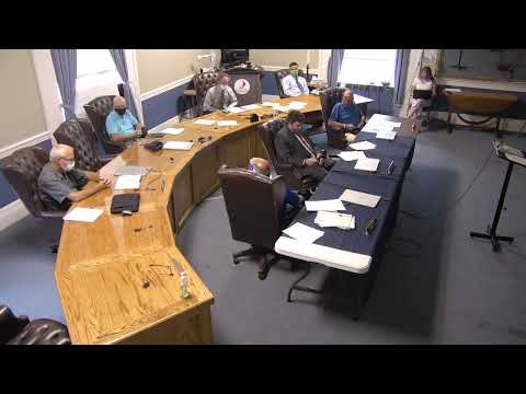 Plattsburgh Common Council Meeting  8-20-20