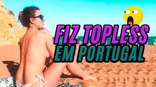 PASSEIO DE BARCO SUPER ANIMADO, FOMOS ENGANADOS, COMPRAS NO SUPERMERCADO - Vlog Portugal 11
