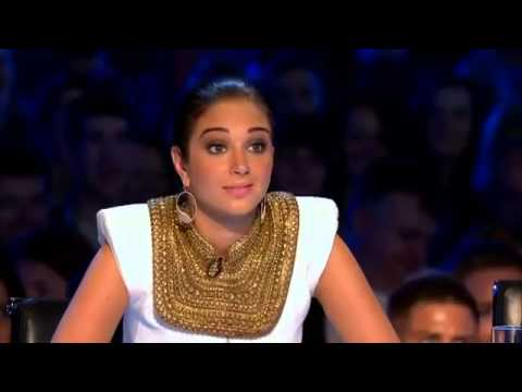 Young Man Shocks His Parents in the Audience with a Surprise X Factor Audition