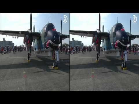 [3DHV] 新竹空軍戰機特展