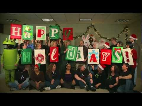 2011 Aristotle Interactive Christmas E-card - Creative Holiday Cards - Time Lapse