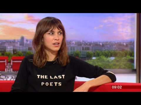 Alexa Chung Interview BBC Breakfast 2013 - YouTube