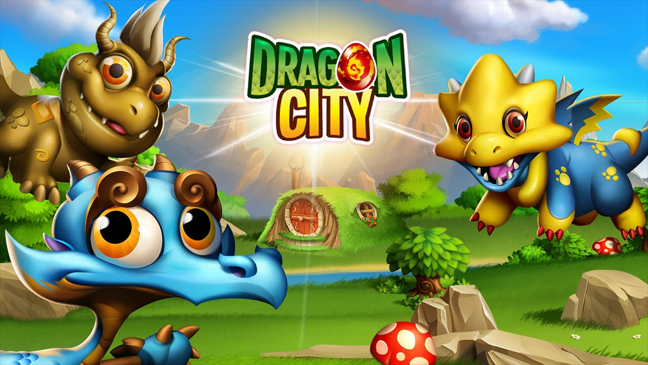 Jogue Dragon City para PC 1