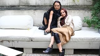 Bewitching People: Michele Lamy & Scarlett Rouge