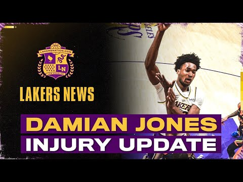 Damian Jones Injury Update, Staying With Lakers Long-Term?