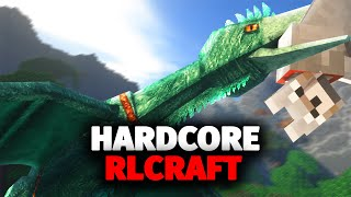 Hardcore RLCraft is Impossible.