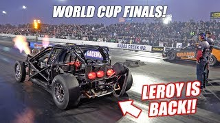 Leroy the Savage at World Cup Finals 2019!!! **EXTREME Bald Eagles ALERT**