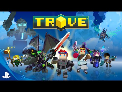 Trove® Video Screenshot 1