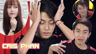 """Cris Phan  """"TUYỆT CHIÊU SIÊU DIỄN"""" như thế này bảo sao Mai Quỳnh Anh không """"CƯỚI NGAY KẺO LỠ"""""""