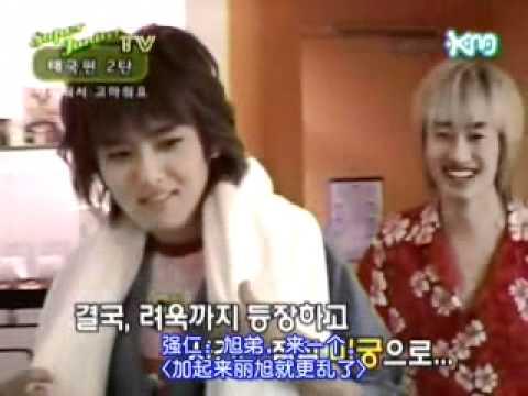 Super Junior Show-18_上(利特哄SJ睡覺)