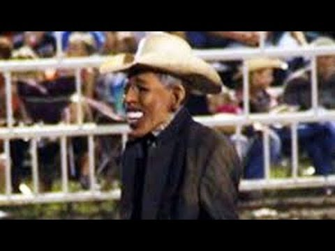 Rodeo Clown Fired For Wearing Obama Mask Youtube