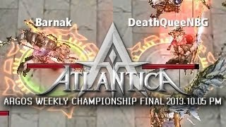 AR Weekly PM Final 2013-10-05: Barnak vs. DeathQueeNBG