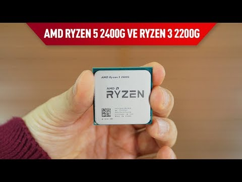 video Amd Ryzen 5 2400G