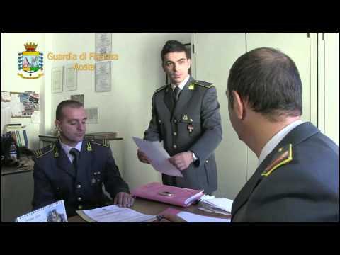 L'operazione della Guardia di Finanza sui cambisti al Casinò di Saint Vincent