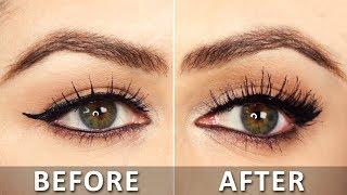 How To Apply False Eyelashes | DIY Eye Makeup Tutorials & Tips by Blusher