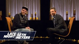 Seth Rogen and Seth Clear the Air