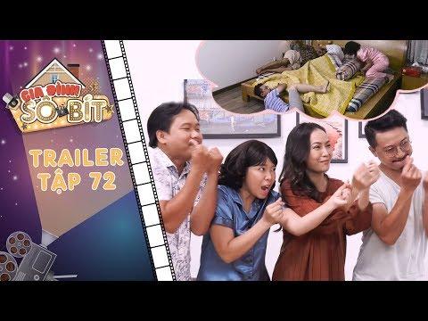 Gia đình sô - bít | Trailer 72: 4 người con bất ngờ thương ông Trọng vì kế hoạch