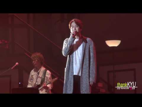 [愛규현_thankKYU] 160605 Makuhari Final :: Request ② Japanese Song Medley - KYUHYUN