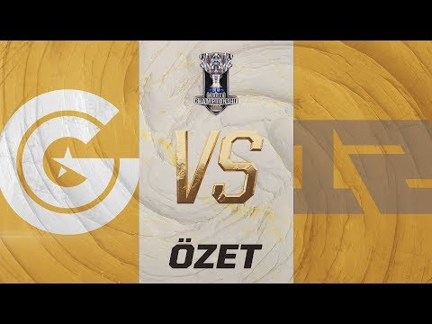 Clutch Gaming ( CG ) vs Royal Never Give Up ( RNG ) Maç Özeti | Worlds 2019 Grup Aşaması 7. Gün