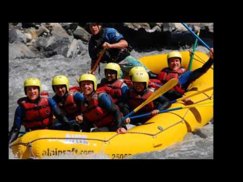 Adventure activities around the world