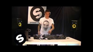 Tony Junior - DJ Set (Live At Spinnin' Records)