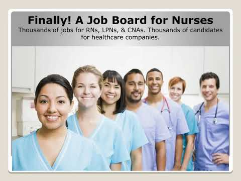Job Board For Nurses | RN, LPN, & CNA Hiring USA - NurseHire