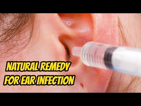 Natural Remedy for Ear Infection