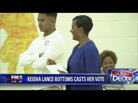 Atlanta Mayor race