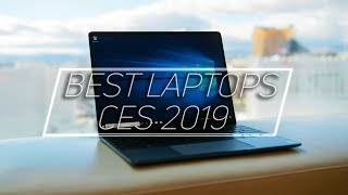 Best Laptops of CES 2019