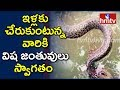 Snakes, Crocodiles  Welcome  Kerala Victims