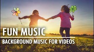 Fun Music For Videos   Happy Background Music   Ukulele Music
