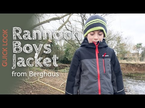 video 5 things to love about the new Berghaus Rannoch kids jacket
