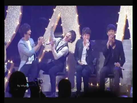 2AM - Medley Bossa (고백하던날 ,Nagging ,So Hot ,Hot Issue,Bad Girl Good Girl)