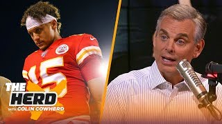 Colin Cowherd plays the 3-Word Game after NFL Week 5 | NFL | THE HERD